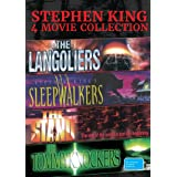 4 Movies And Miniseries - The Langoliers / Sleepwalkers / The Stand / The Tommyknockers - Stephen King Collection - DVD Set