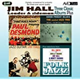 Three Classic Albums Plus (Jazz Guitar / Good Friday Blues / Paul Desmond - First Place Again)