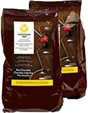 Wilton 2 Pack Chocolate Pro Fountain and Fondue Pans