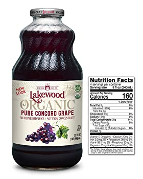 Lakewood Organic Grape Juice