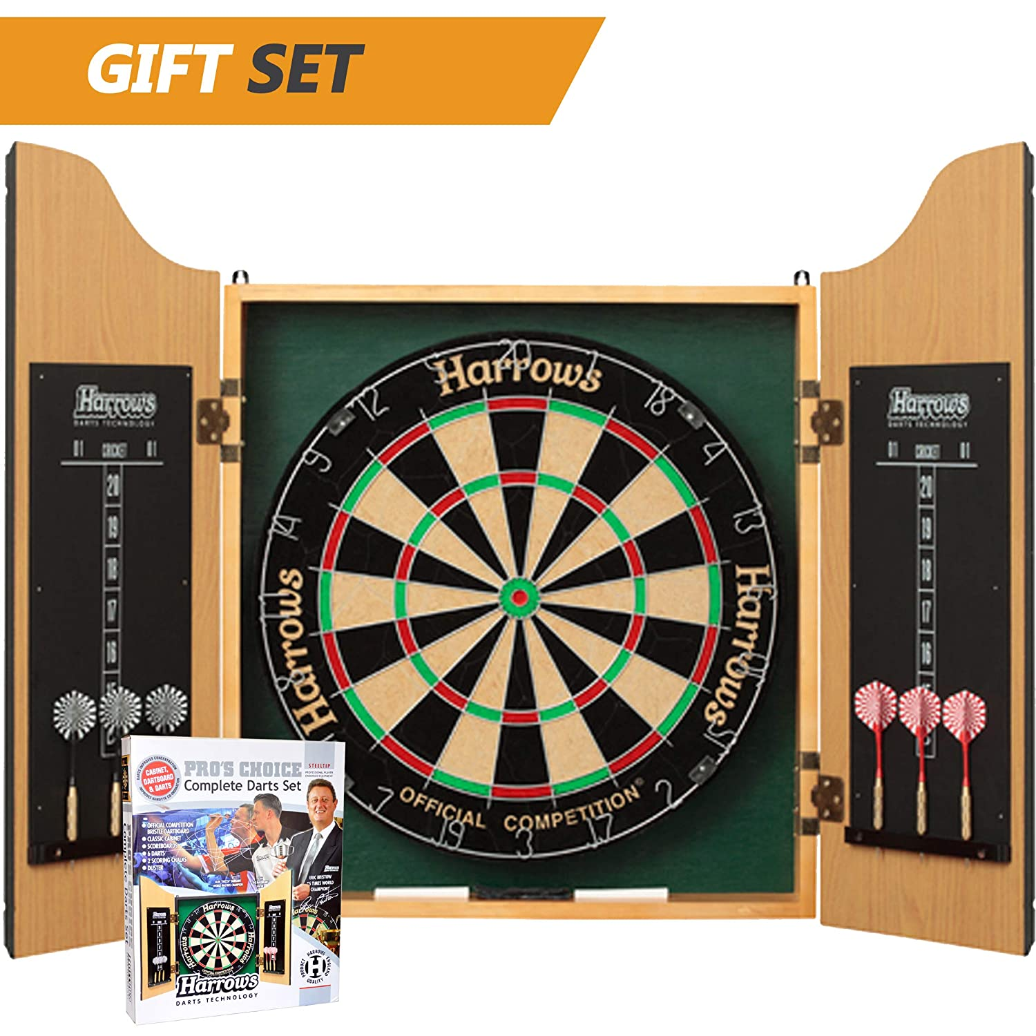 Winmau Home Darts Containing Everything You Need For A Full Game Presented Set