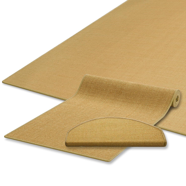 Sisal teppich  Naturfaser Sisal Stufenmatte | natur | Qualitätsprodukt aus ...