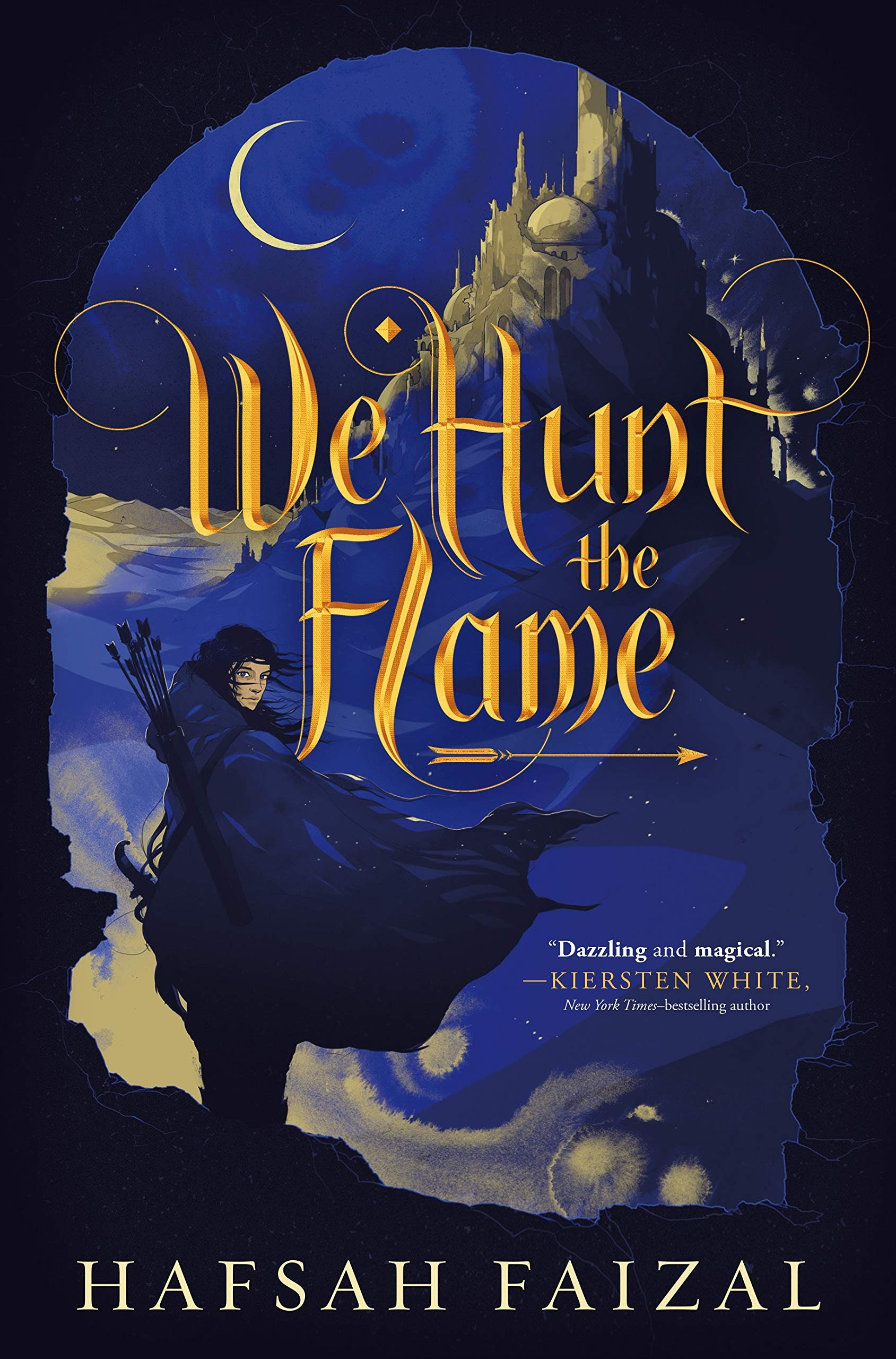 Amazon.com: We Hunt the Flame (Sands of Arawiya) (9780374311544 ...