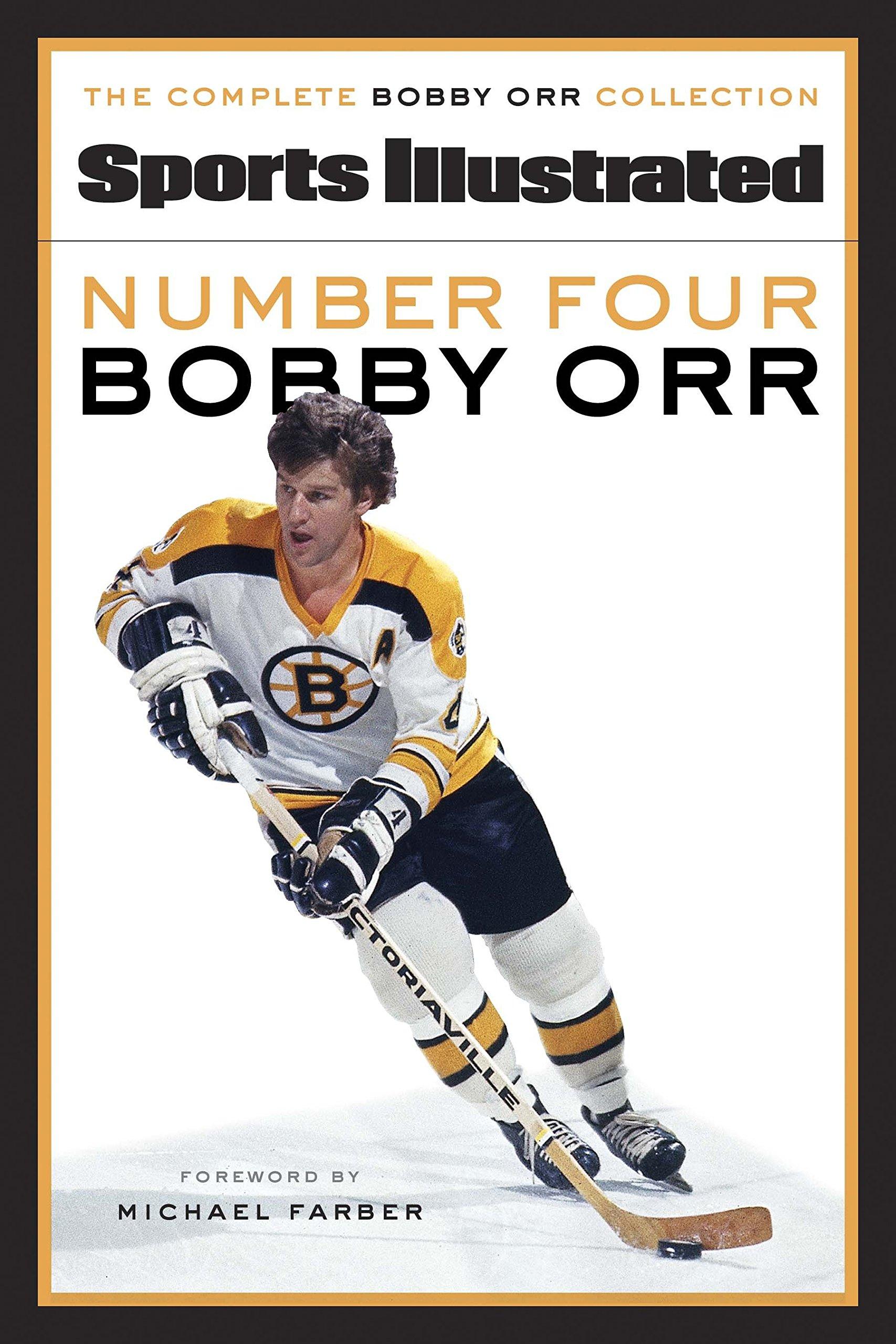 181875e10 Amazon.com  Number Four Bobby Orr (9780771079252)  Sports ...