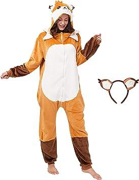 corimori- Kigurumi Pijama Disfraz (10+ modelos) Halloween Adultos ...