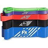 FFEXS Premium Latex Bandas Dominadas - Bandas de Resistencia Pull Up Ejercicio