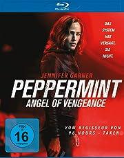 Peppermint - Angel of Vengeance [Blu-ray]