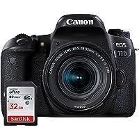 Canon EOS 77D - Fotocamera Digitale Reflex + Obiettivo EF-S 18-55 mm 1:4-5.6 IS STM