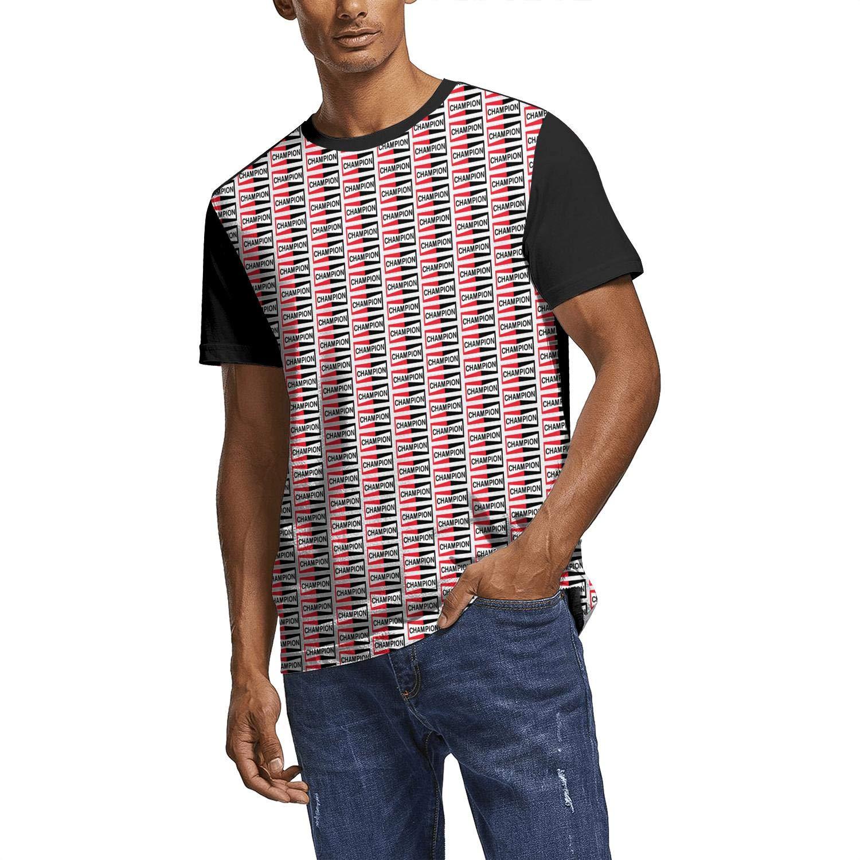 Amazon com: Mens T Shirt Design Printing Funny Champion