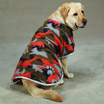 Zack & Zoey Polyester Dog Blanket Coat