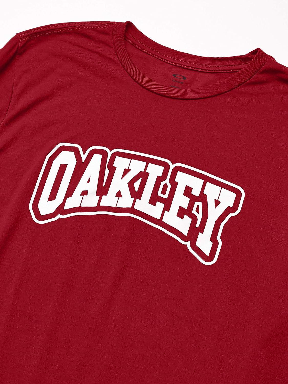 Oakley Mens Oakley Sport tee Camisa, Tomate Sundried, S para Hombre: Amazon.es: Ropa y accesorios