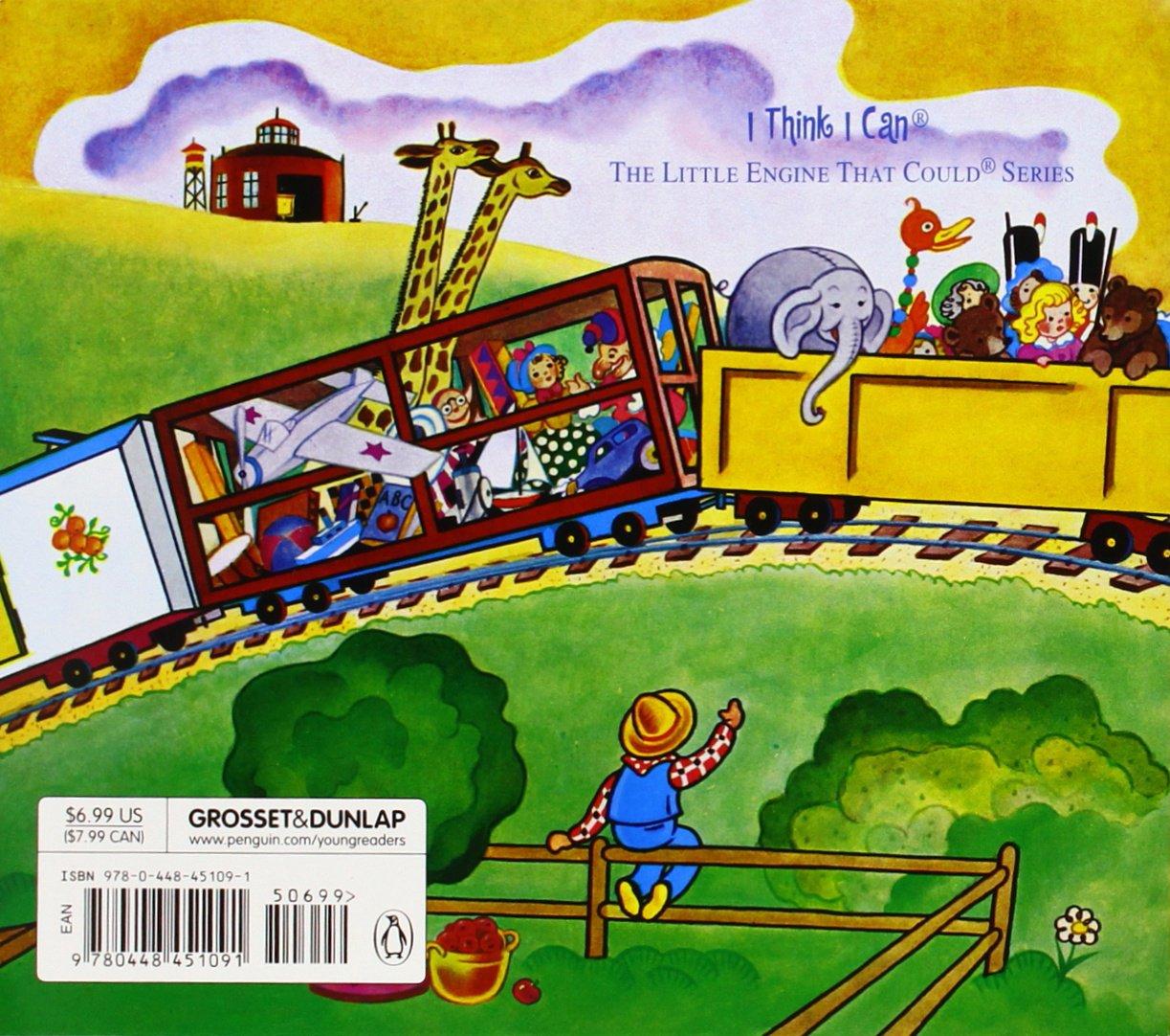 La Pequena Locomotora Que Si Pudo (The Little Engine That Could) (Spanish  Edition): Watty Piper: 9780448451091: Amazon.com: Books