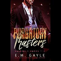 Purgatory Masters: Volume 1 Books 1-3