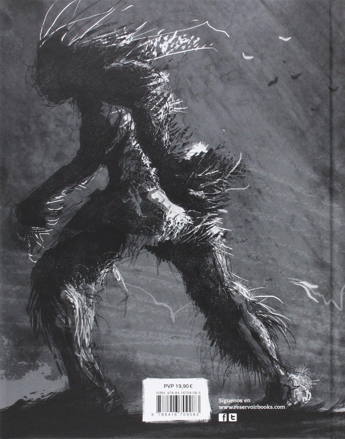 Un Monstruo Viene A Verme Amazoncouk Patrick Ness Carlos