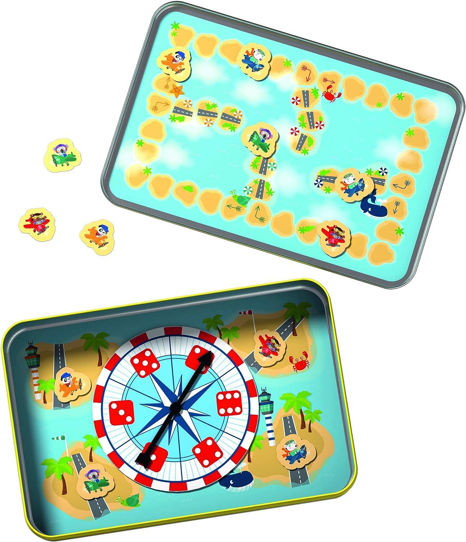 HABA- Juego de Mesa, Los Osos Veraneantes, Multicolor (Habermass H304920): Amazon.es: Juguetes y juegos