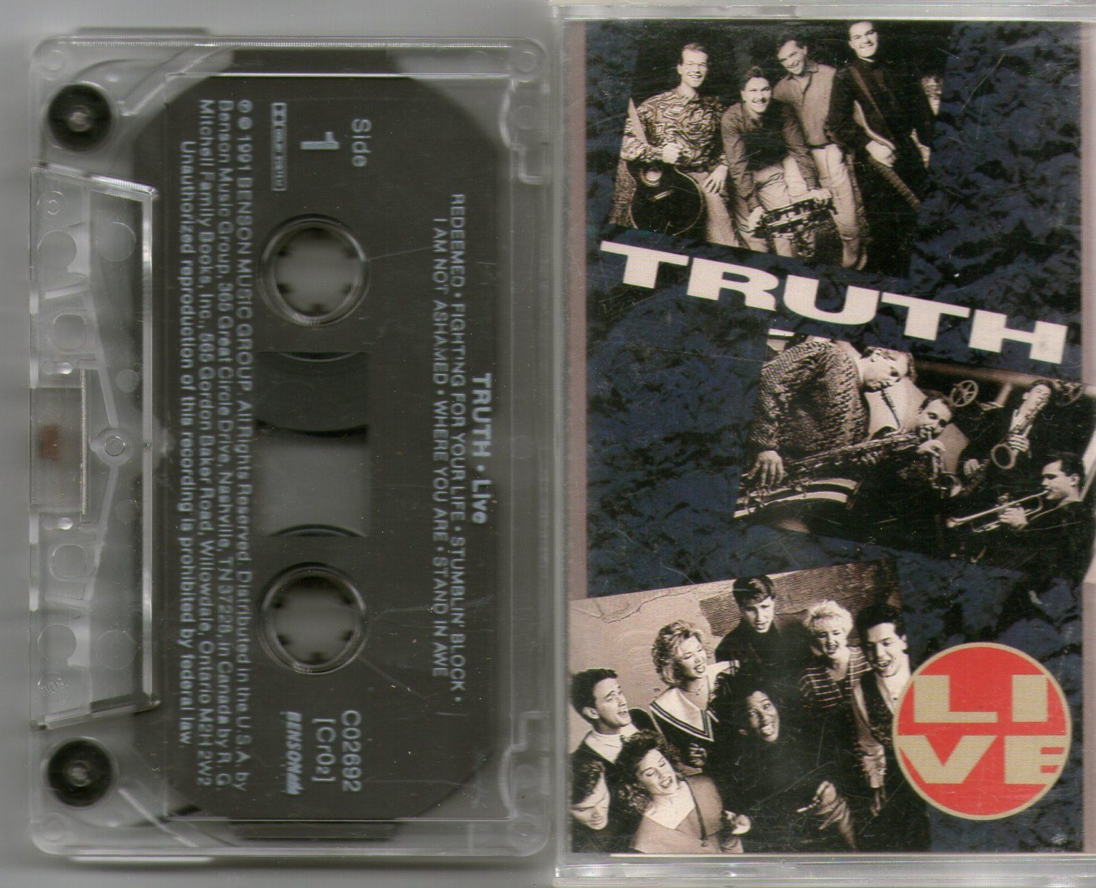 Truth Live