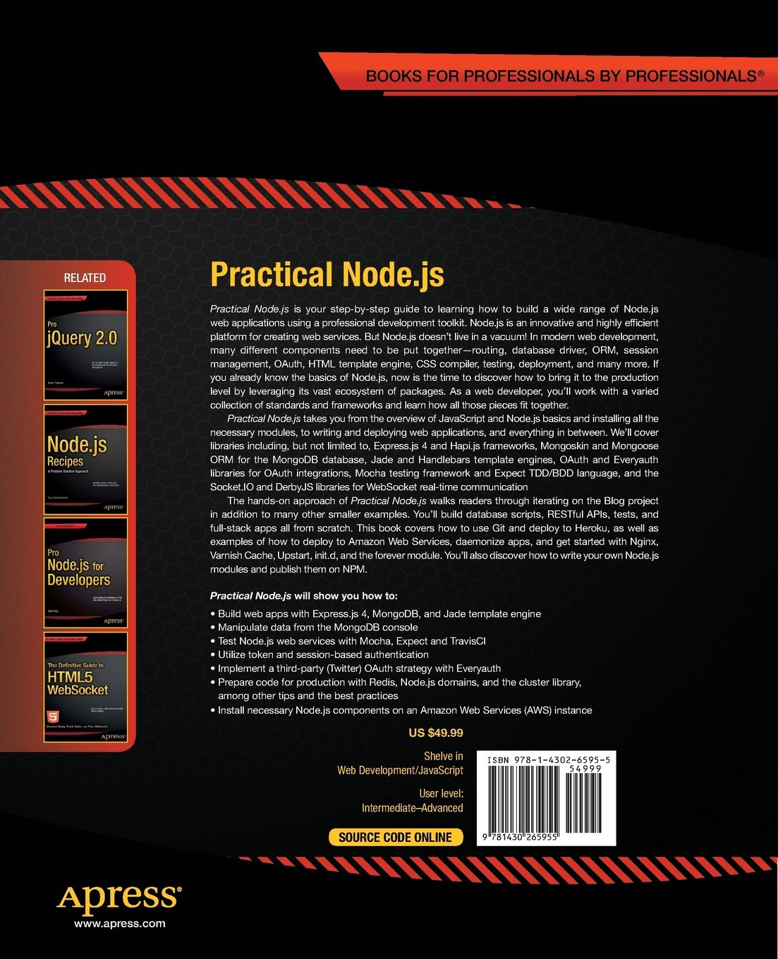 Practical Node.js: Building Real-World Scalable Web Apps: Amazon.es: Azat Mardan: Libros en idiomas extranjeros