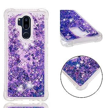 Amazon.com: NOMO LG G7 Funda, LG G7 ThinQ Case con HD ...