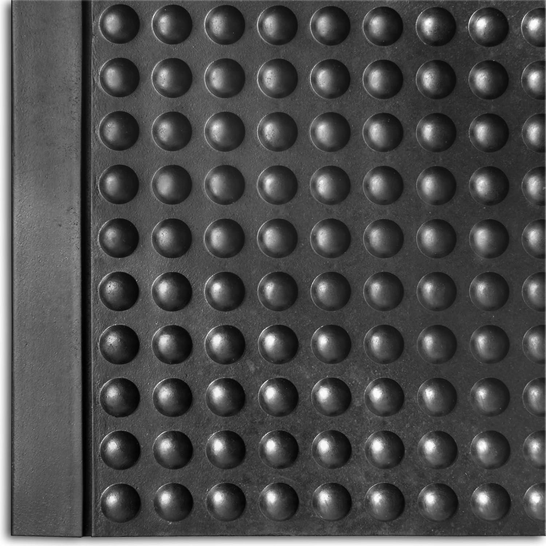 rutschhemmend viele Gr/ö/ßen Anti- Erm/üdungsmatte f/ür Steharbeitspl/ätze Arbeitsplatzmatte Bubble Runner Entlastung f/ür Beine und Gelenke 90x350 cm