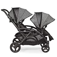 Contours Options Elite Tandem Stroller in Graphite