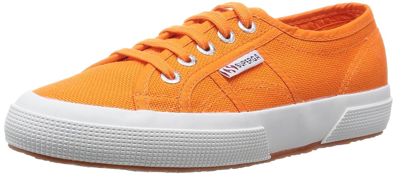 Superga Unisex Erwachsene 2750 Cotu Classic Low Top Orange Hot Orange