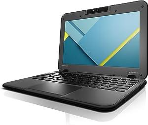 Lenovo Notebook 80S60001US N22,Black
