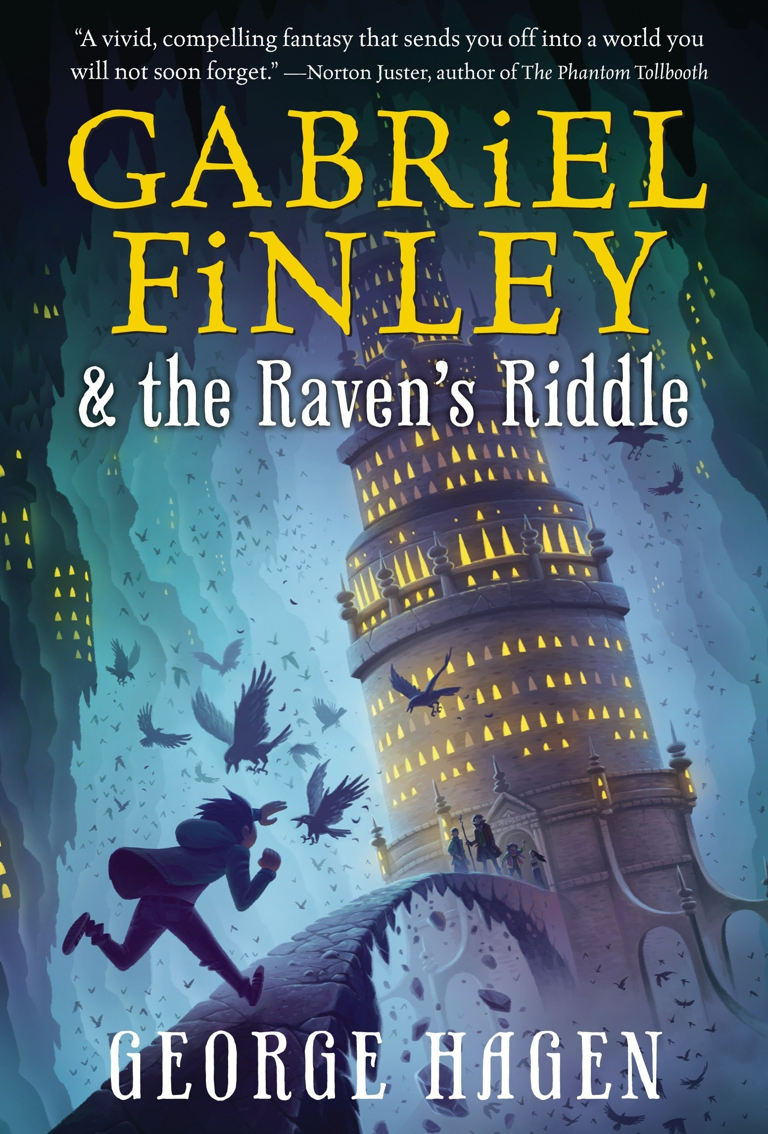 Read Gabriel Finley And The Ravens Riddle Gabriel Finley 1 By George Hagen