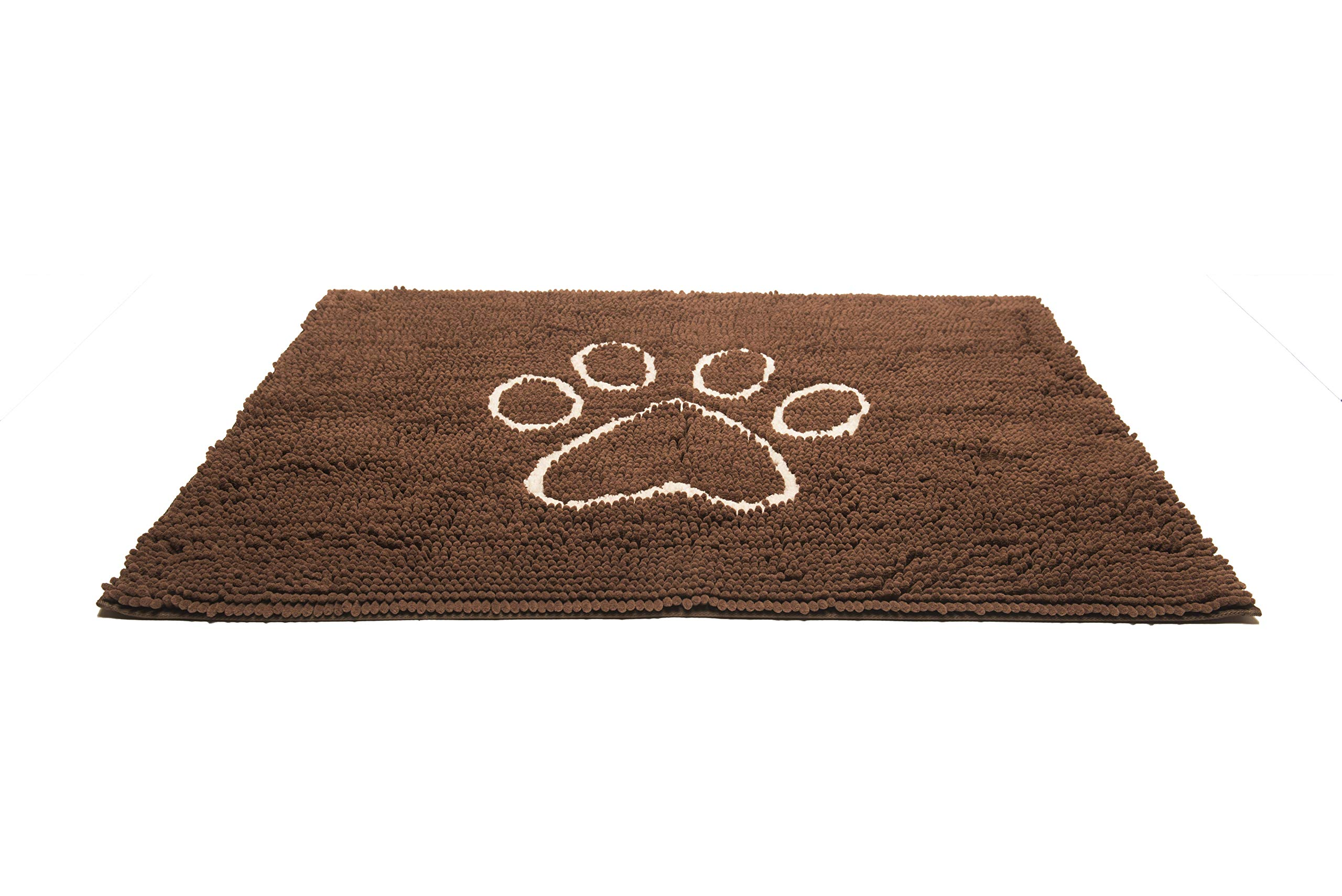 Dog Gone Smart Pet Products Dirty Dog Doormat Large Almond
