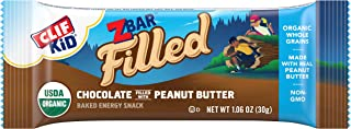product image for Clif Kid ZBAR Filled - Organic Granola Bars - Chocolate Peanut Butter - (1.06 Ounce Lunch Box Snacks, 12 Count)