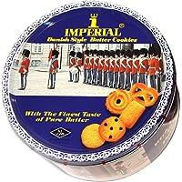 皇室 丹麦风味黄油曲奇饼干200g -红盒/蓝盒随机发货(泰国进口)
