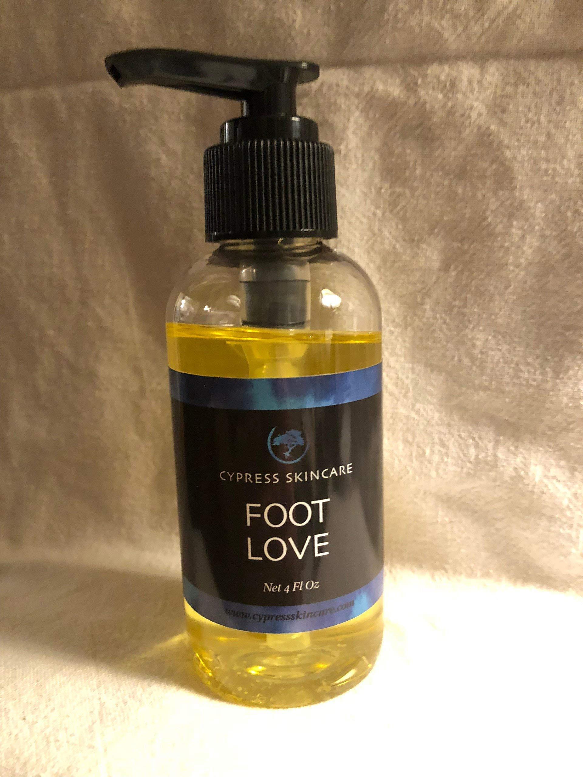 Foot Love Organic Foot Oil
