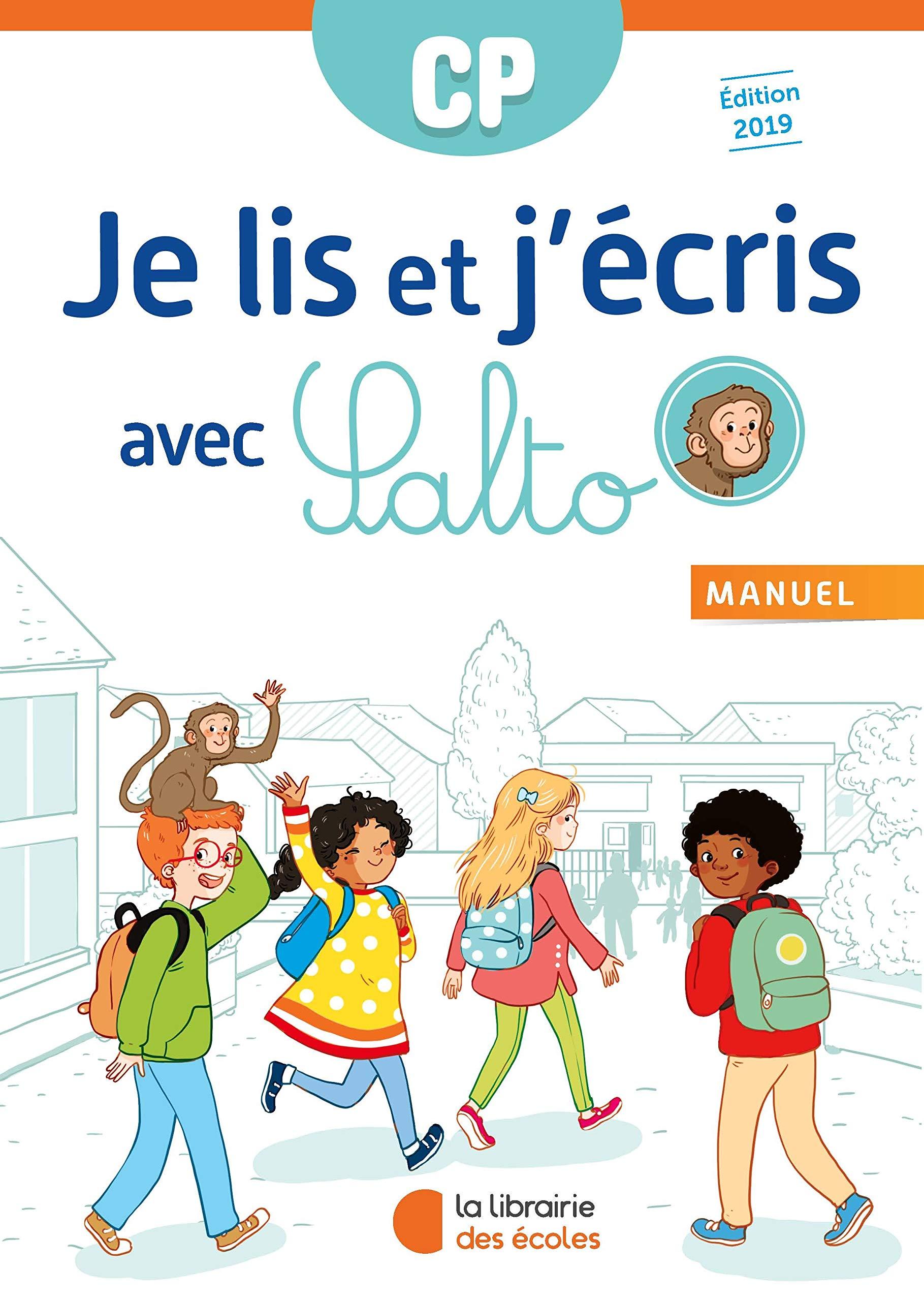 Je lis et j'écris avec Salto 40   Diallo, Agnès, Garcia ...   Amazon.fr
