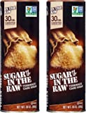 Sugar in the Raw, Turbinado Sugar, 30 Oz Canister, Pack of 2 (60 Oz Total)