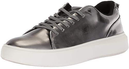 125eeb26899 GUESS Men s Delacruz Sneaker Grey 7 M US  Buy Online at Low Prices ...