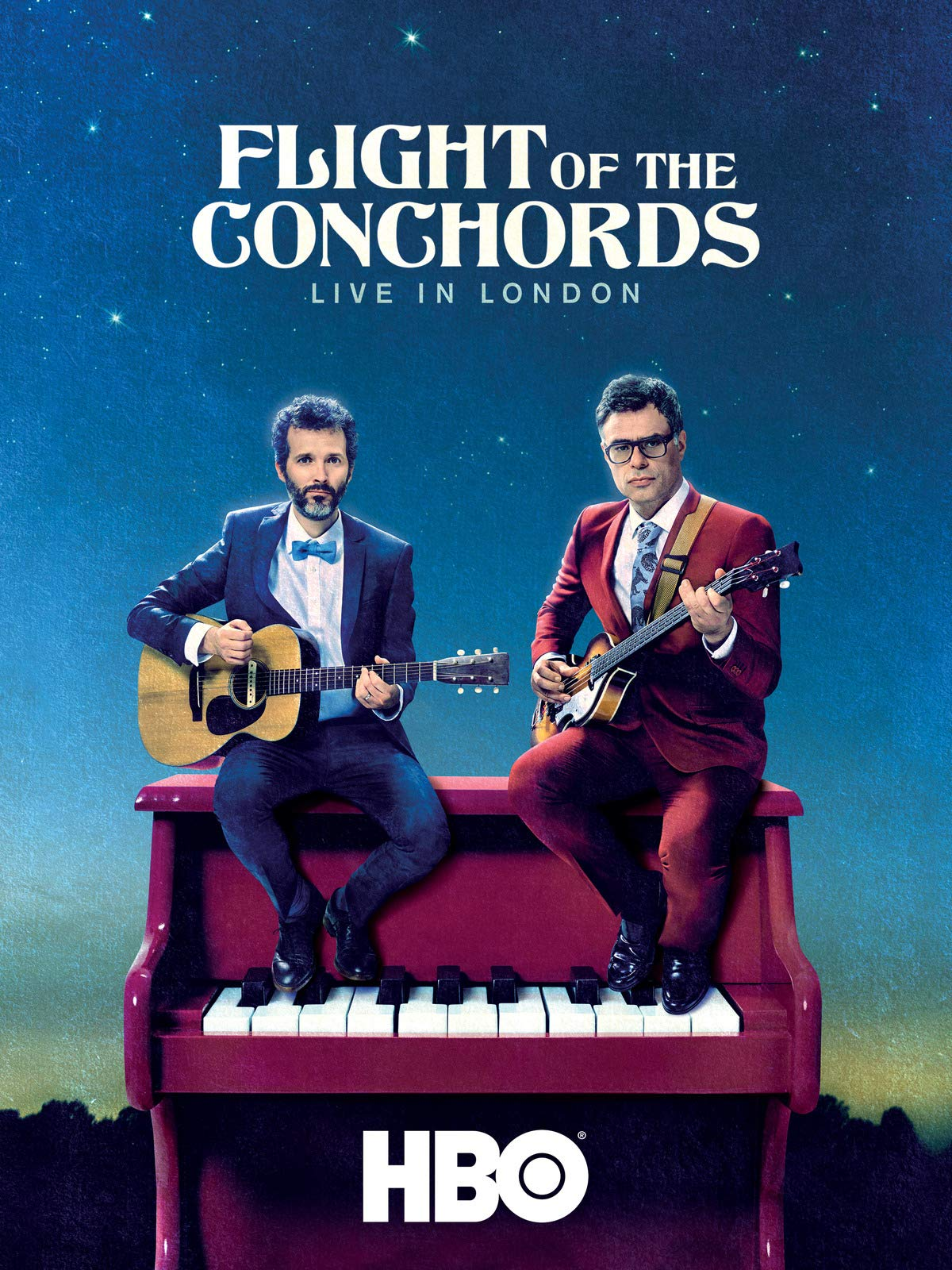 Watch Flight Of The Conchords Live In London Prime Video