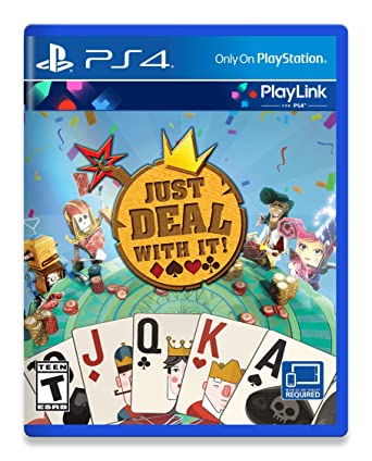 Amazon Com Just Deal With It Playstation 4 Ui Entertainment Video Games,Moroccan Mint Tea Benefits