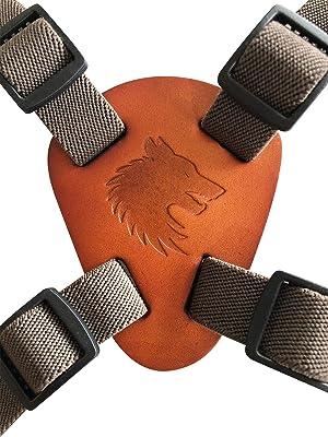 FIELDCRAFT Binocular Harness Strap – Fieldcraft Universal Quick Release Binocular Harness