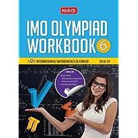 International Mathematics Olympiad Work Book (IMO) - Class 6 for 2018-19