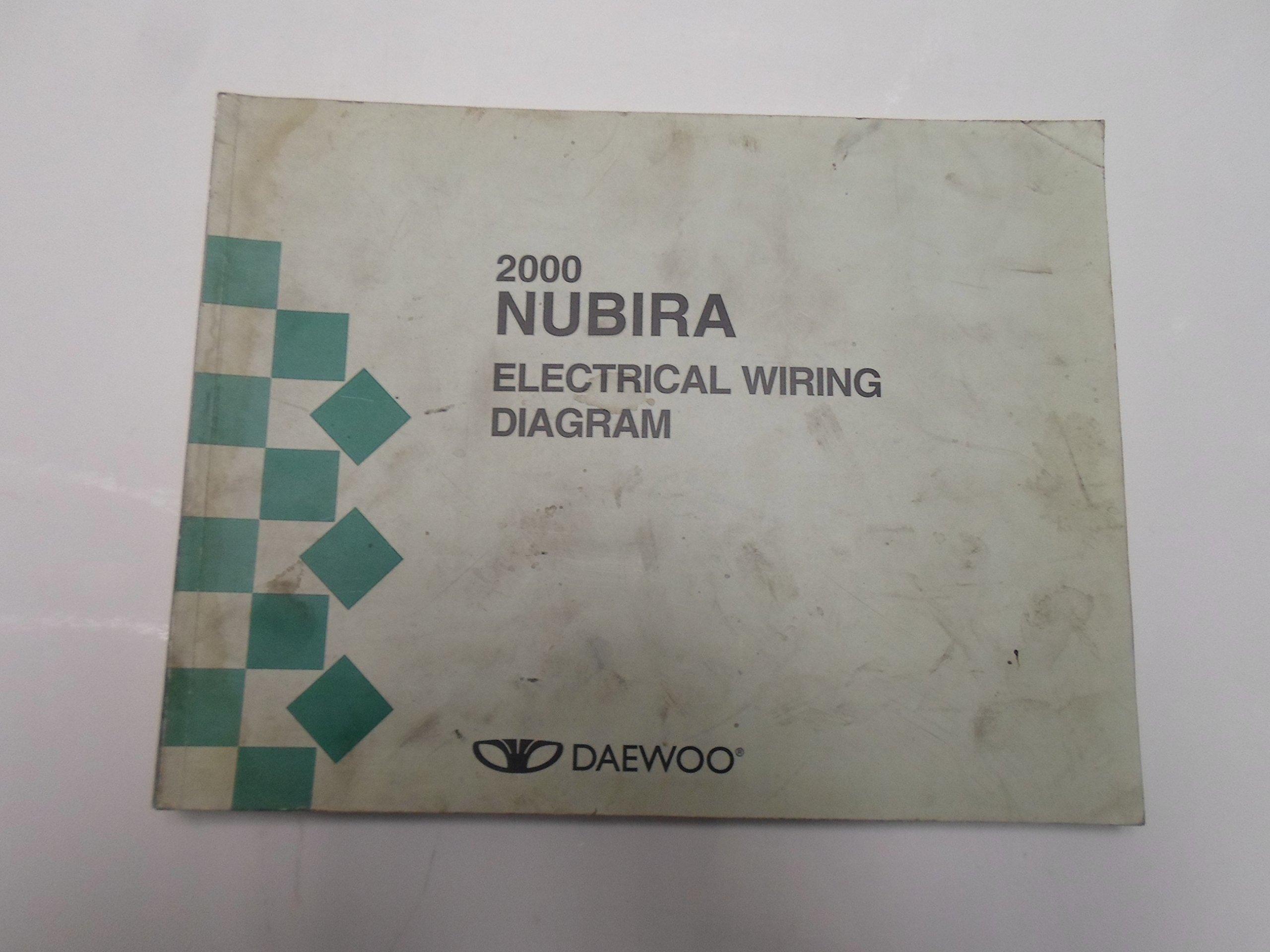 Wiring Diagram For Daewoo Nubira