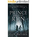 Prince on the Run (The Adventures of Desolation Boxster Book 1)