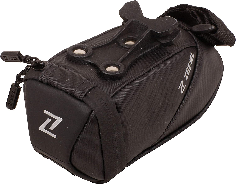 Zefal Iron Pack 2 TF Bolsa de sillín, Unisex Adulto, Negro, Small: Amazon.es: Deportes y aire libre