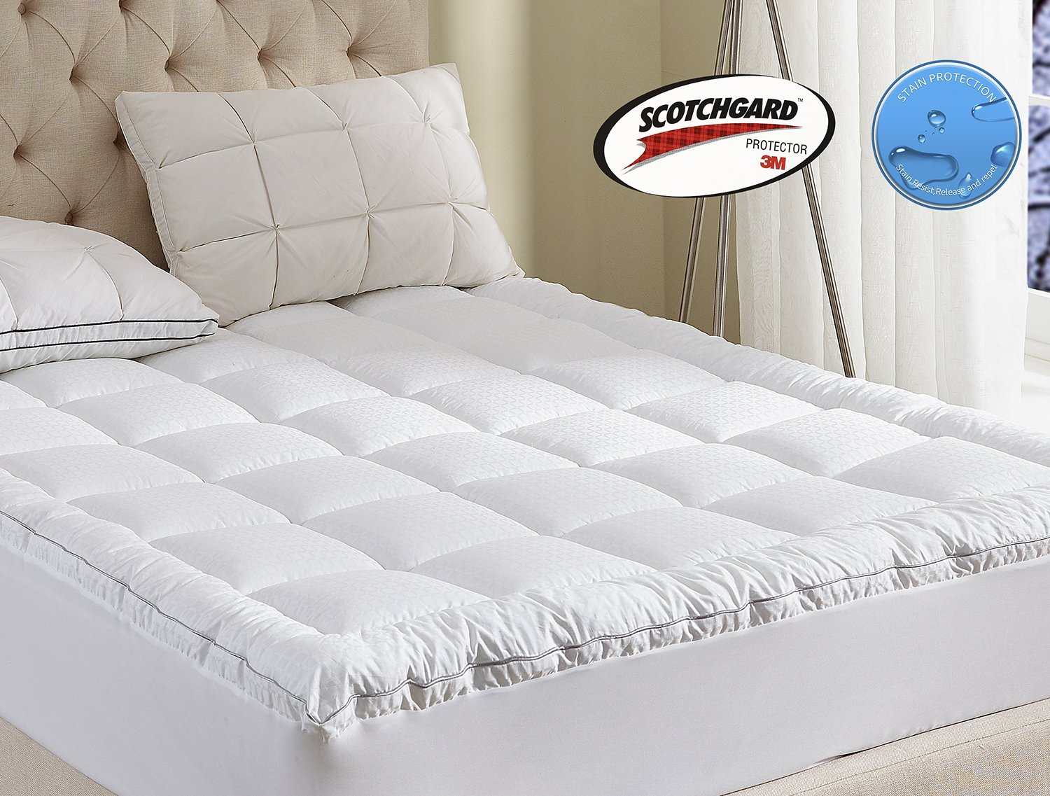 Mattress Pad King Size Sale Ease Bedding With Style