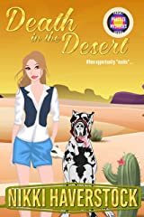 Death in the Desert: Target Practice Mysteries 7 Kindle Edition