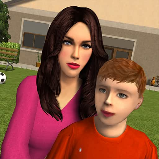 Virtual Mom : Happy Family 3D
