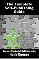 Marketing Plans for Self-published Books (Self-publishing Guides)