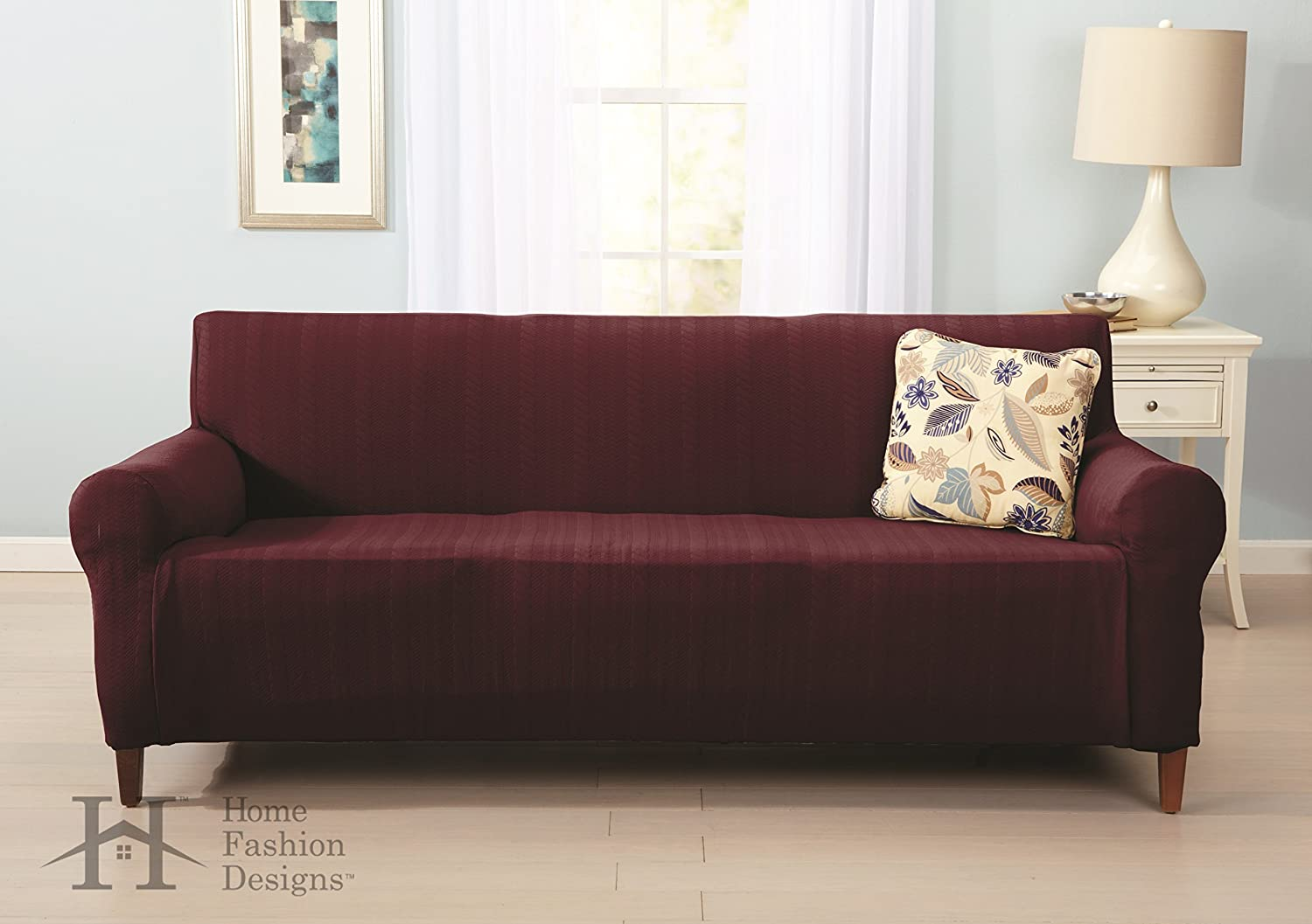 Amazoncom Darla Collection Platinum Strapless Slipcover Form