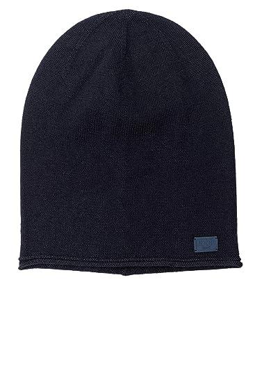 heiße Produkte gemütlich frisch besserer Preis Joop! Herren Mütze Leonis Blau ONE: Amazon.de: Bekleidung