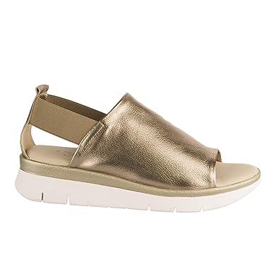 économiser 261b9 ef870 Miglio Nu Pieds Femme Dore: Amazon.fr: Chaussures et Sacs