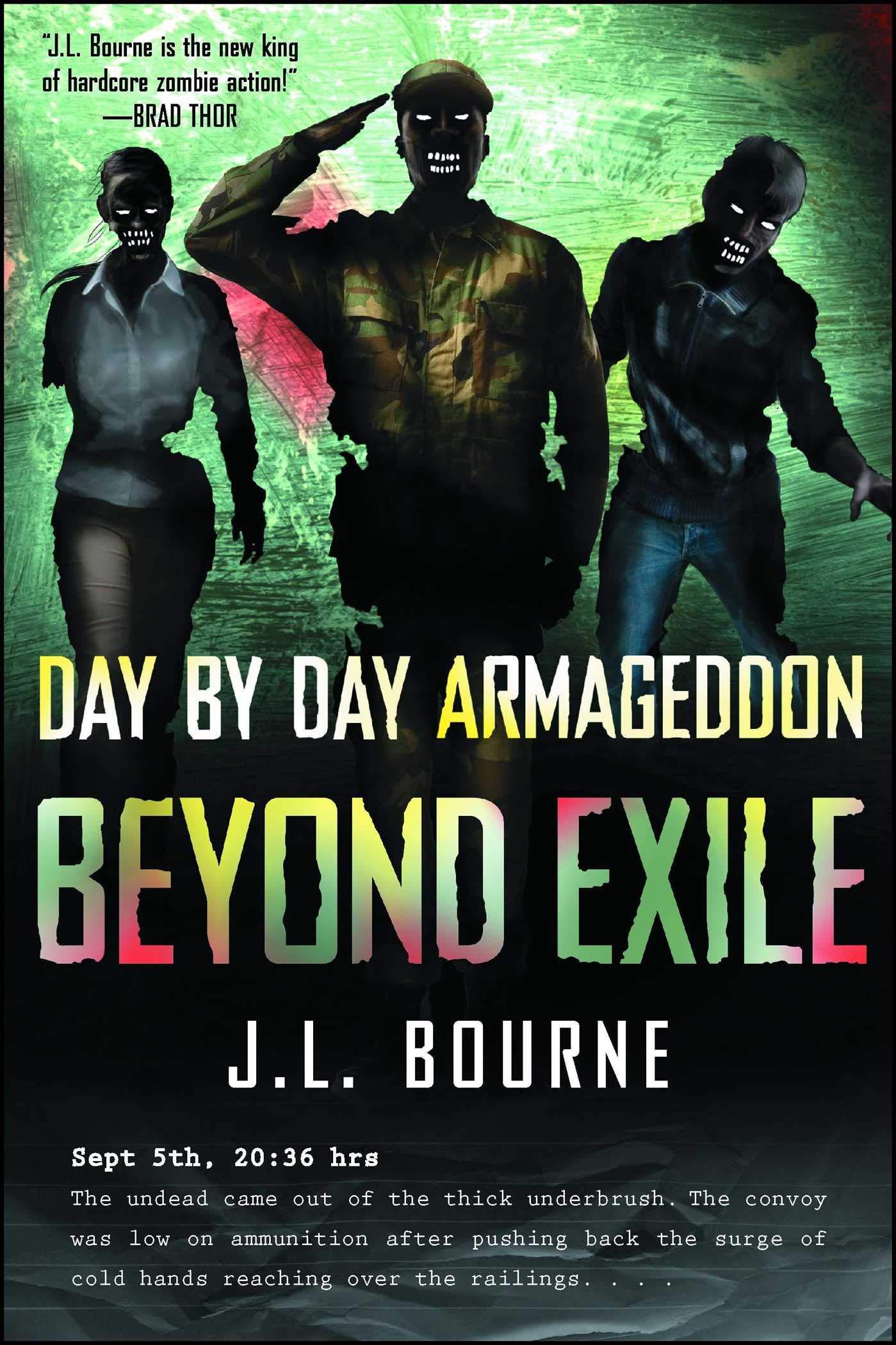 Beyond Exile: Day by Day Armageddon (Pocket Books): Amazon.es ...