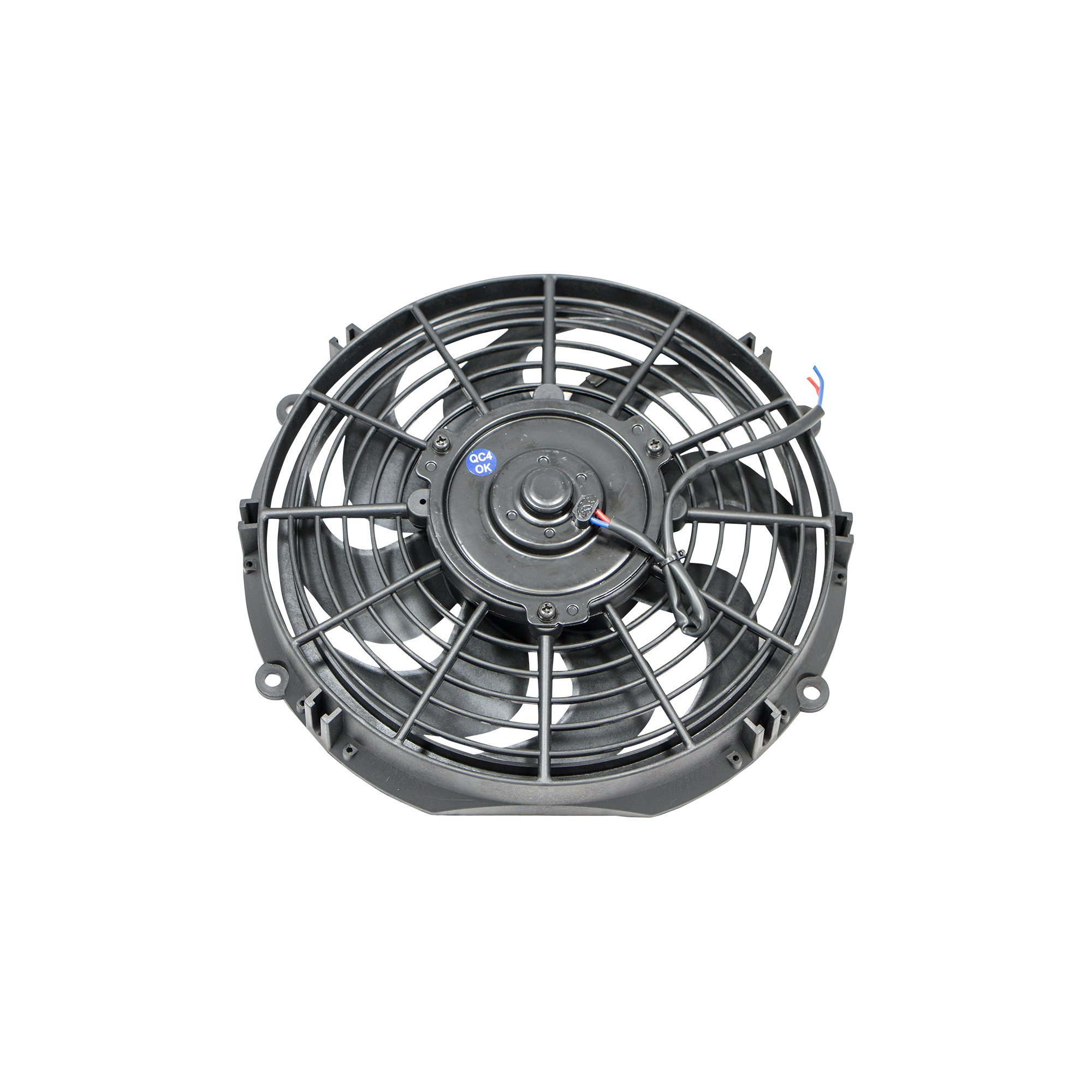 Top Street Performance HC7102 Pro Series 10'' Radiator Fan with Computer Balanced Curved Blade by Top Street Performance